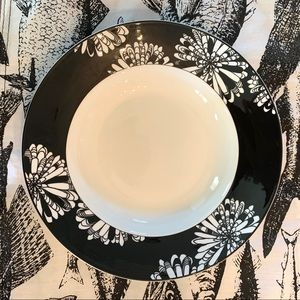 Kate Spade x Lenox Dogwood Point Soup Pasta Bowl